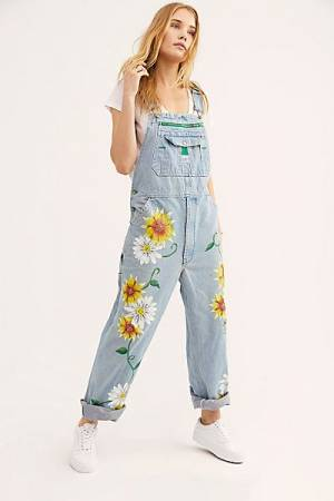 Rialto Jean Project Denim Overalls
