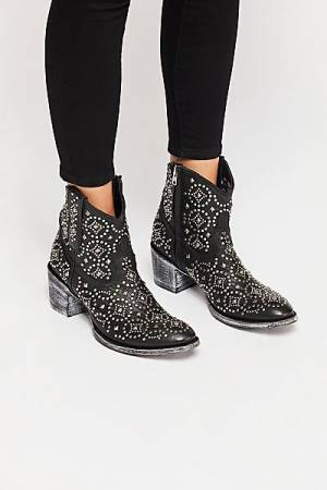 "Mexicana Western Ankle Boots ""Graham"""