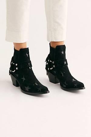 "Mexicana Western Ankle Boots ""Sundaze"""