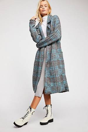 """Free People Coat """"Chesterfield"""""""