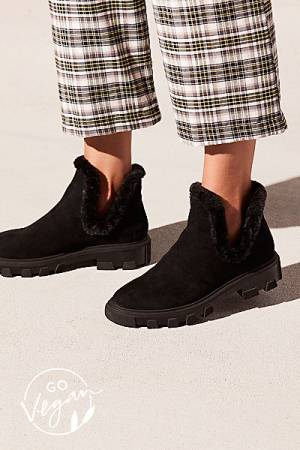 "Farylrobin Ankle Boots ""Astoria"" Vegan Shoes"