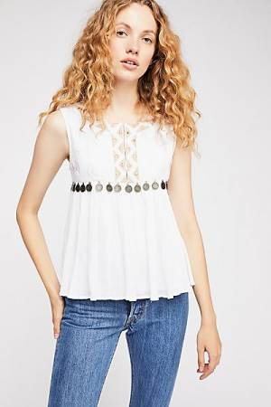 "KAS New York Boho Top ""Fiji"""