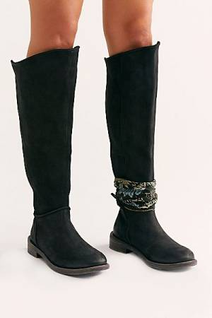 "Free People Tall Boots ""Rodeo"" FP Collection"