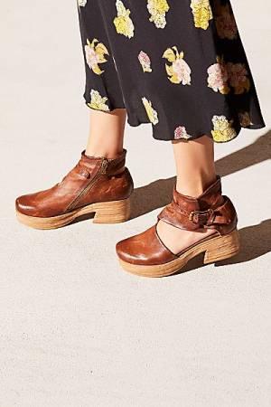 "A.S.98 Platform Clogs Shoes ""Pree"""