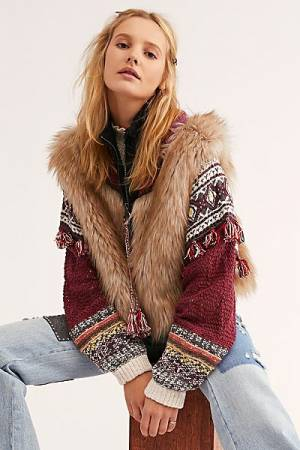 "Free People Jacket ""Adventures"""