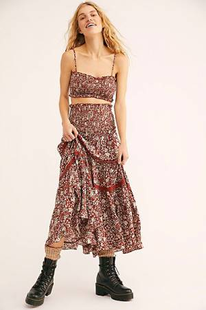 "Free People Skirt Set ""Best Of Me"""