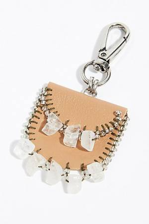 Free People Mini Crystal Pouch