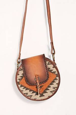 "Free People Saddle Bag ""Oak Street"""