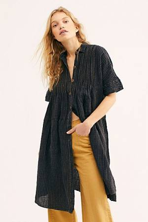 """Free People Maxi Top """"Live For Today"""""""