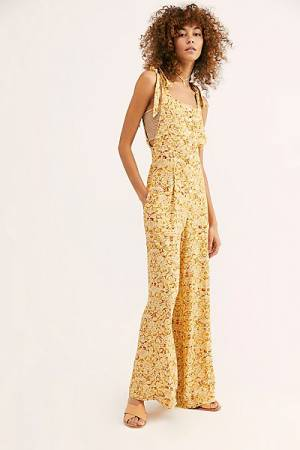 "Free People Jumpsuit ""Sugar Sands"""