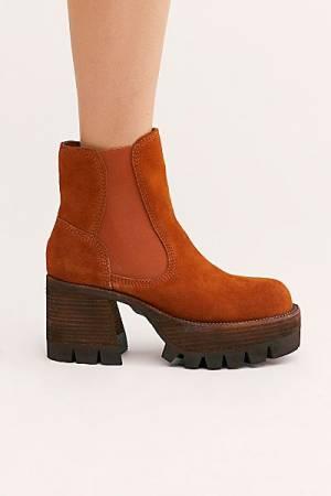 "Jeffrey Campbell Platform Boots ""Preston"""