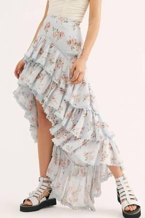 """LoveShackFancy Skirt """"Elle"""""""