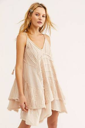 "Free People Mini Dress ""At First Glance"""