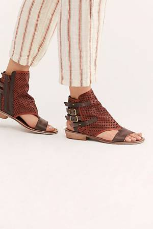 """Free People Boot Sandals """"On A Whim"""""""