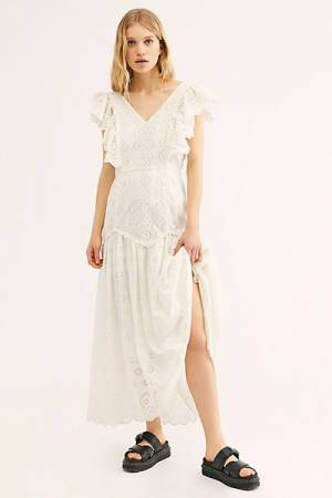"LoveShackFancy Maxi Dress ""Cressida"""