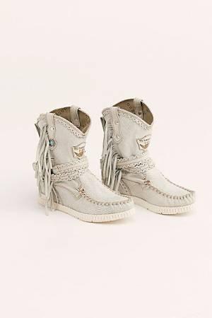 """El Vaquero Moccasin Boots """"Arya"""""""
