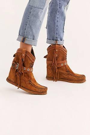 """El Vaquero Mocc Boot """"Arya"""""""