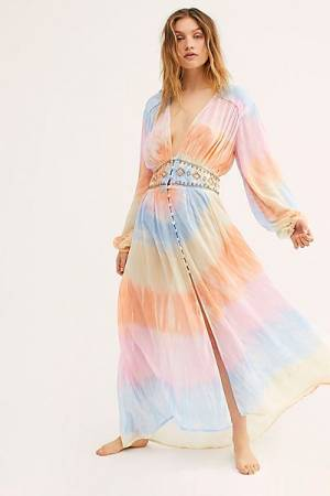 "Free People Maxi Dress ""Summer Of Love"""