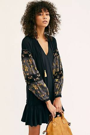 "Free People Tunic Dress ""Mix It Up"""