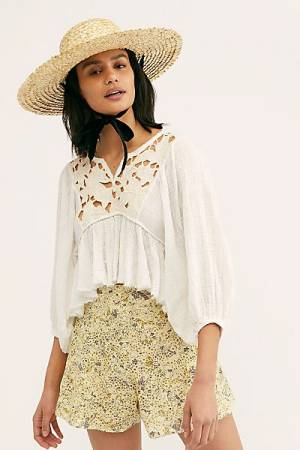 "Free People Boho Top ""Anisa"""