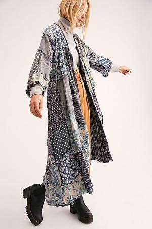 "Magnolia Pearl Patchwork Kimono ""Emporium"""