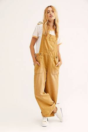 "Free People Overalls ""Natural Sights"""