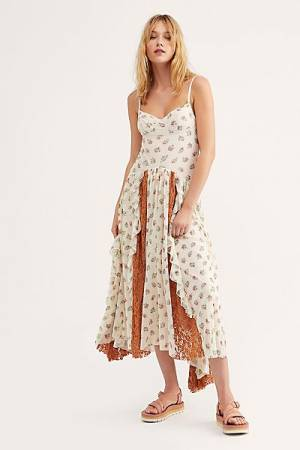 "HAH Maxi Dress ""Ruffled Up"""