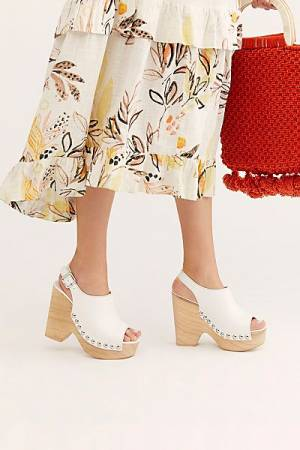 "Jeffrey Campbell Clogs ""Walk The Line"""