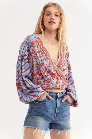"Free People Top ""Cruisin' Together"""