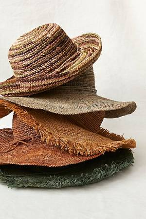 Free People Straw Hats