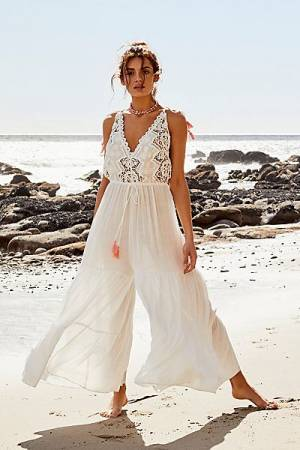 "Free People Jumpsuit ""Sunshine Coast Onesie"""