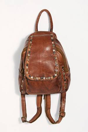 """Free People Studded Backpack """"Sardinia"""""""