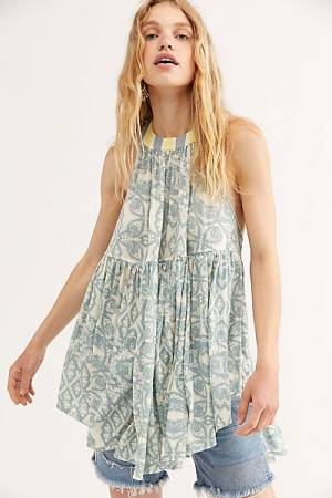 "Free People Top ""Mimi Tunic"""