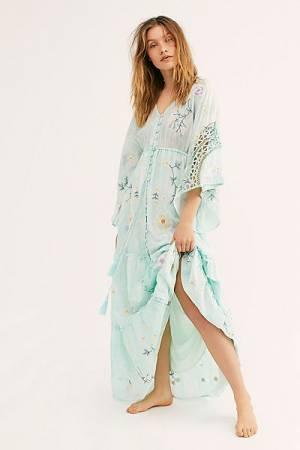 """Fillyboo Kimono """"Daisy Island"""""""
