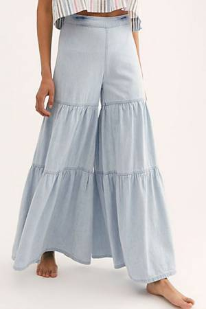 "Free People Jeans ""Tiered"""