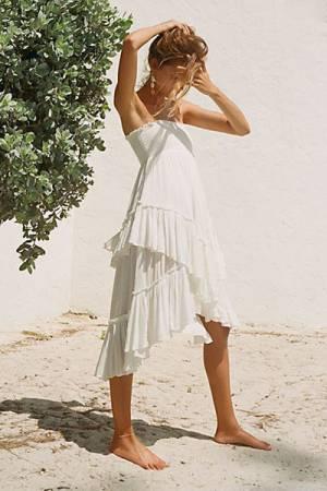 "Free People Midi Skirt ""Convertible"""