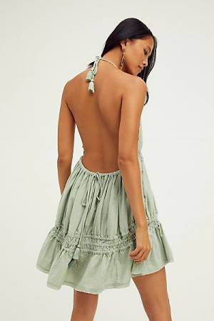"Free People Mini Dress ""Signorinia"""