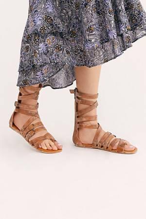 """Bed Stu Gladiator Sandals """"Seneca"""""""