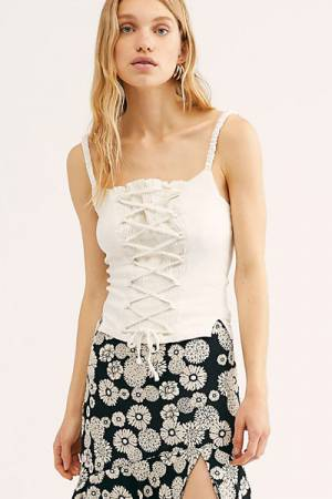 """Free People Top """"Look Up Cami"""""""