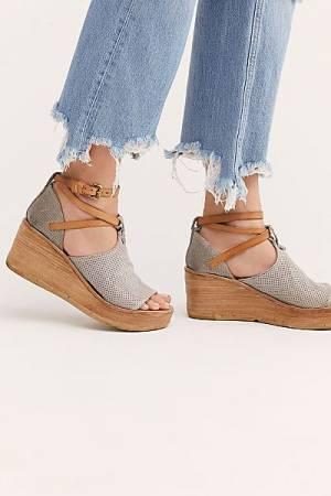 """A.S.98 Wedge Sandals """"Nina"""""""