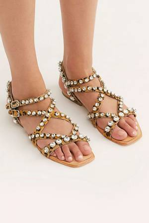 "Jeffrey Campbell Sandals ""One Fine Day"""