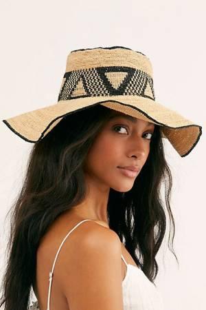 "Brixton Straw Hat ""Pecos"""