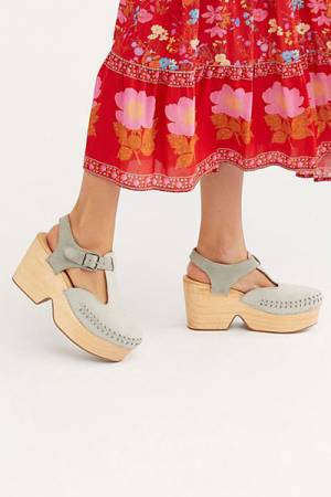 "Free People Clogs ""Emmer"""
