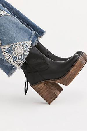 "Free People Boots ""Sammi Platforms"""