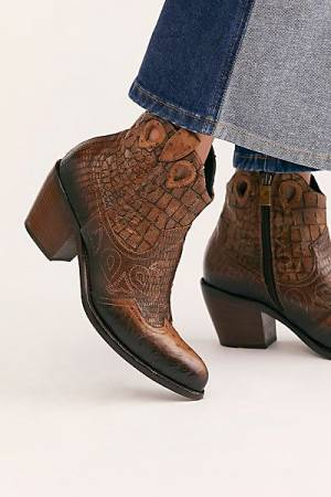 "Free People Western Boots ""Arizona"""