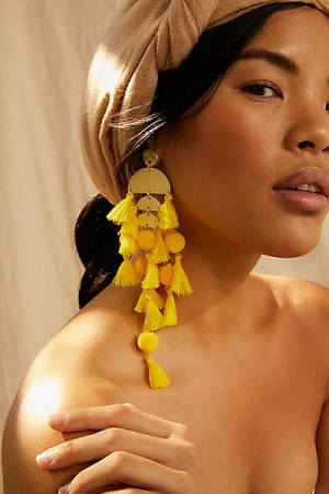 """Stella + Ruby Earrings """"Calypso Dangle"""""""