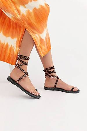 "Free People Sandals ""Just Beachy"""