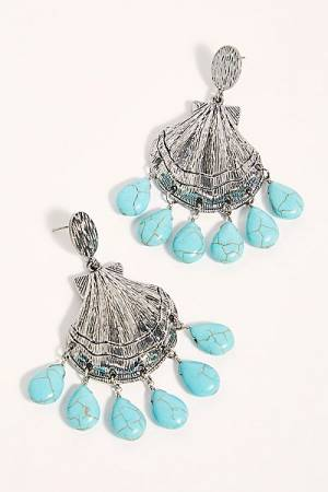 "Free People Earrings ""Paradise"""