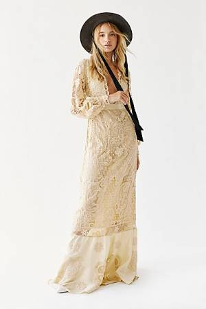 "LoveShackFancy Maxi Dress ""Janet"""