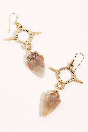 Catori Life Amulet Earrings